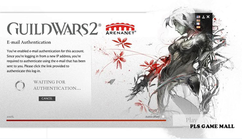 guildwars 2 how to change email