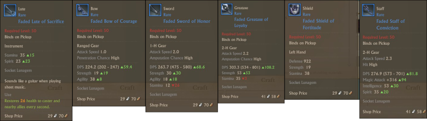 hasla-Weapons