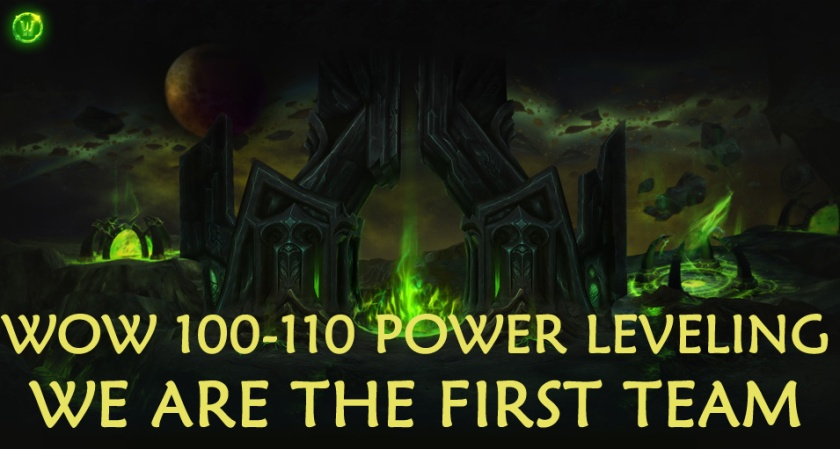 PLS Game Mall Will Start WOW 100-110 Power Leveling